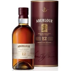 Whisky Aberlour Double Cask Mat. 12y 43% Cl.70