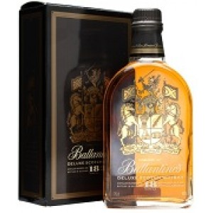 Whisky Ballantine's 18y 43%  Cl.75