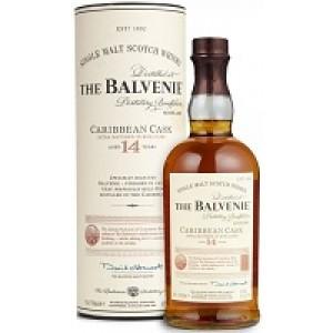 Whisky Balvenie 14y Caribbean Cask 43% Cl.70