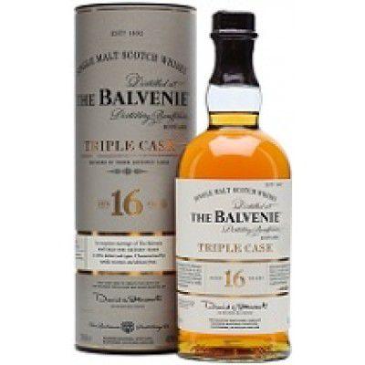 Whisky Balvenie 16y Triple Cask 40 Cl.70 Giftbox