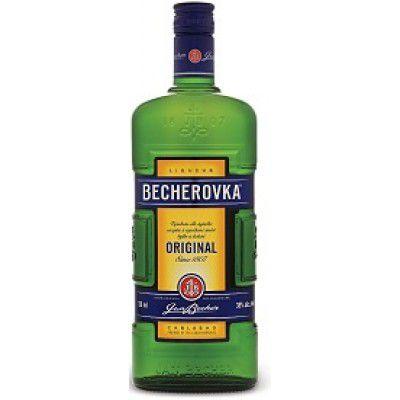 BECHEROVKA ORIGINAL HERBS LIQUEUR 38% CL.70