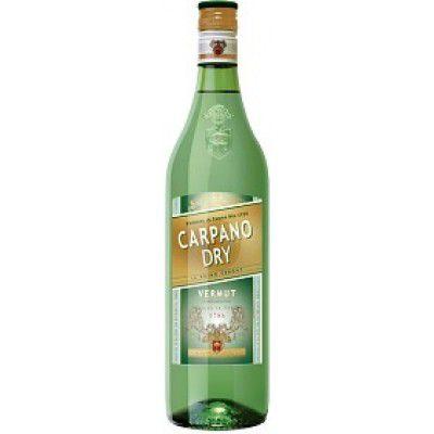 Vermouth Carpano Dry su www.maccaninodrink.com