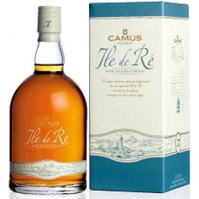 COGNAC CAMUS ILE DE RE' FINE ISLAND 40% CL.70 AST.
