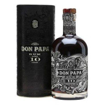 Rhum Don Papa 10y