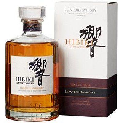 WHISKY HIBIKI SUNTORY JAPAN HARMONY CL.70 AST.