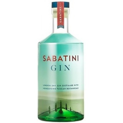 GIN SABATINI LONDON DRY 41,3% CL.70