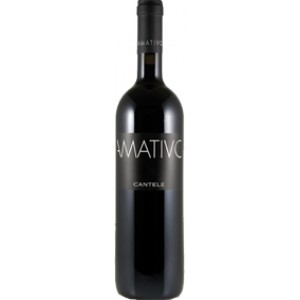 CANTELE AMATIVO IGT ROSSO 2015 CL.75 VINO