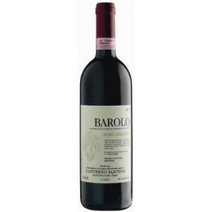 CONTERNO FANTINO BAROLO DOCG SORI' GINESTRA 2011 CL.75
