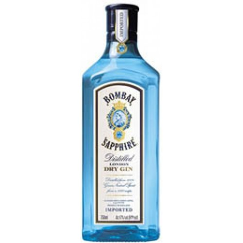 GIN BOMBAY SAPPHIRE LONDON DRY 40% CL.70