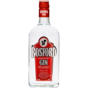 GIN BOSFORD LONDON EXTRA DRY 37,5% CL.70