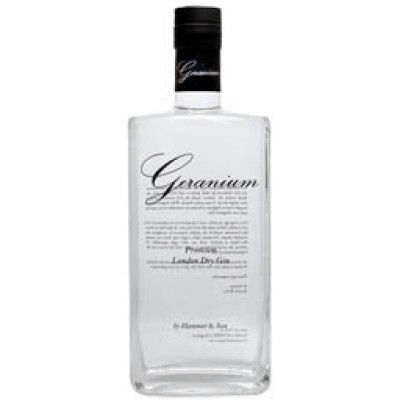 GIN GERANIUM LONDON DRY 44% CL.70
