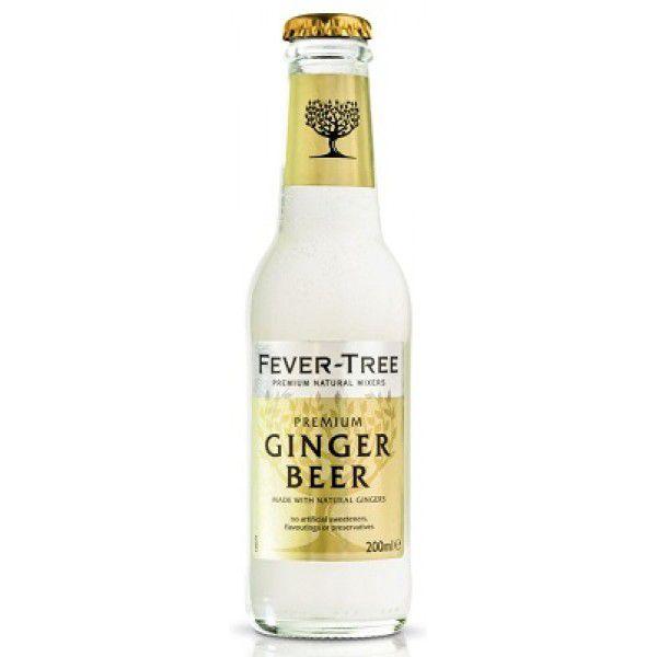 FEVER-TREE GINGER BEER CL.20x24pz VETRO VP