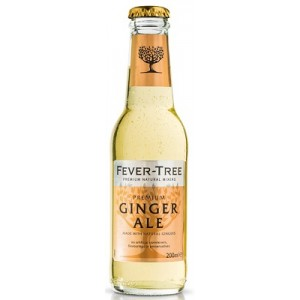 FEVER-TREE GINGER ALE CL.20x24pz VETRO VP