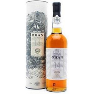 Whisky Oban Little Bay 14y Cl.20 Flask su www.maccaninodrink.com