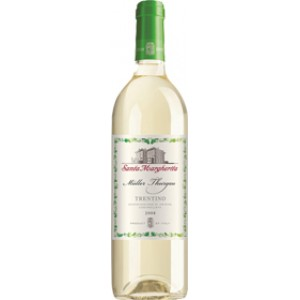 S.margherita Muller Thurgau Frizzante 2015 Cl.75