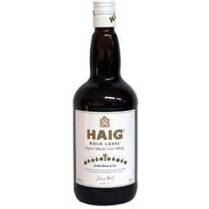 vendita prezzo Whisky J. Haig Gold Label Flask Cl.18,75 su www.maccaninodrink.com