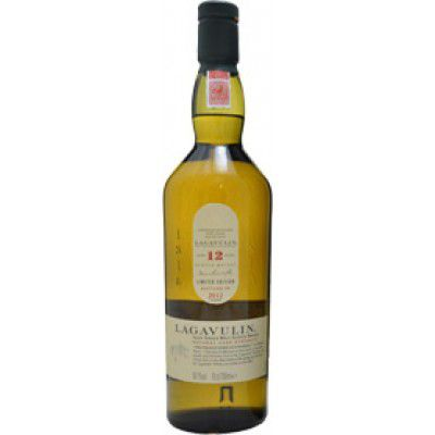 WHISKY LAGAVULIN CASK STRENGHT 12Y 56,5% CL.70 -GIFTBOX-
