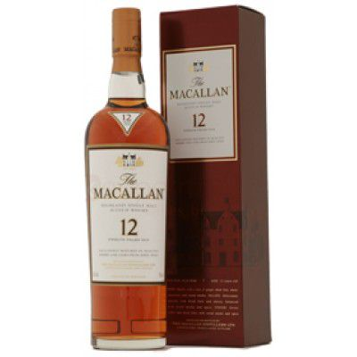 WHISKY MACALLAN SHERRY WOOD 12Y 43% CL.70