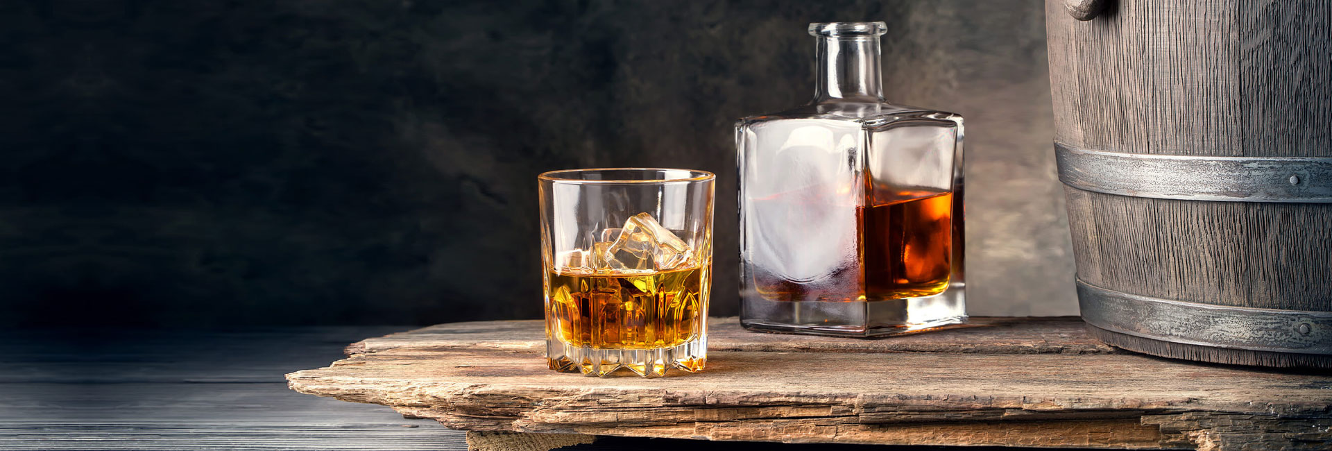 Liqueurs and spirits <br/> at the lowest prices